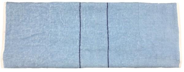 Handtuch Medi blau 50x100cm