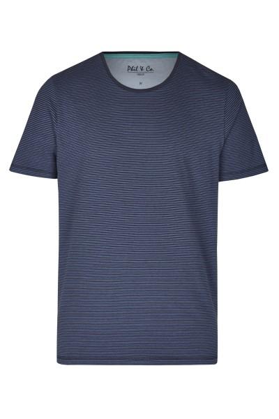 Herren Shirt 640-00 blau