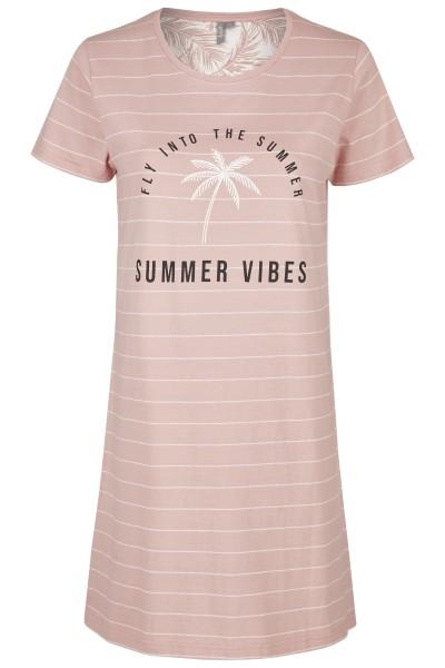 Damen Sleepshirt 691-00 rosa