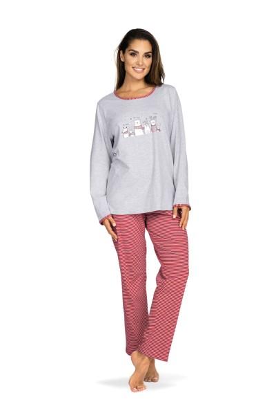Damen Schlafanzug Winter 202305/91