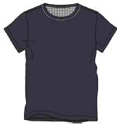 Herren Jersey T-Shirt 632-00 Blau