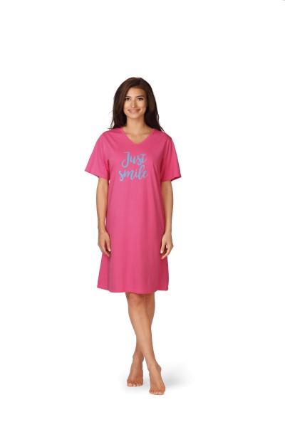 Damen Nachthemd 191201 türkis