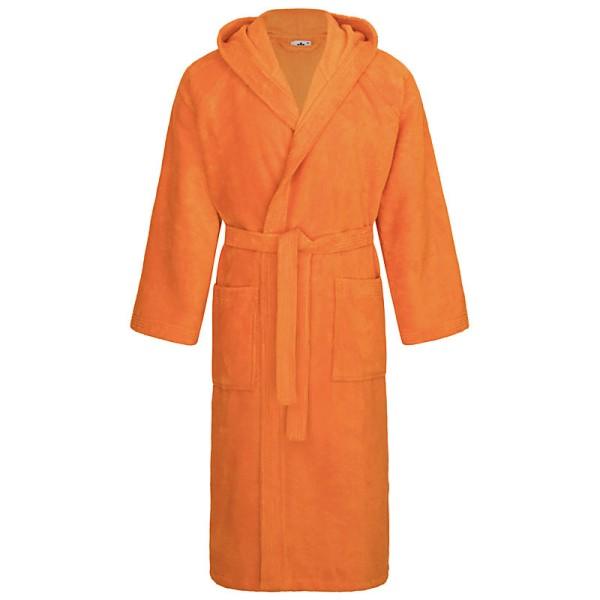 Kinderbademantel 582 orange