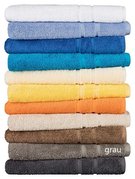 Handtuch LIN Größe:50x100cm Farbe: grau
