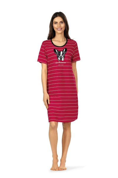 Damen Nachthemd 211213/91 grau