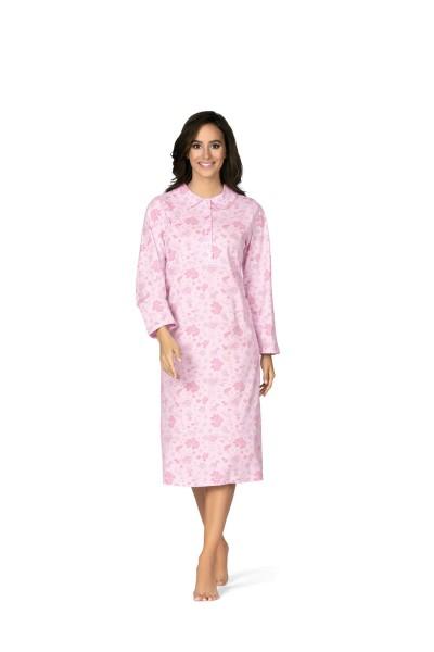 Damen Nachthemd 182237 rosa
