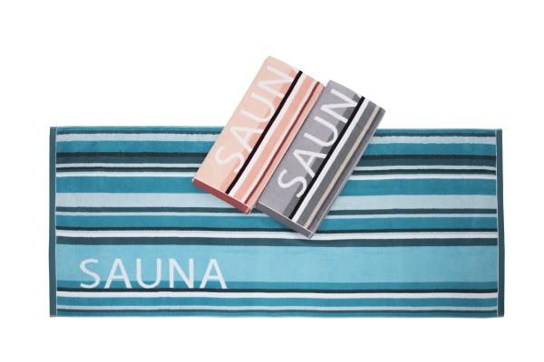 Saunatücher in drei verschiedenen Farben Größe 85x200cm