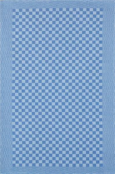 Grubentuch Baumwolle Vollzwirn bleu