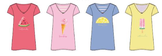 Damen Shirt 696-00