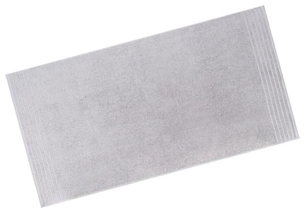 Duschtuch Star grau 70x140cm