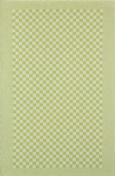 Grubentuch Baumwolle Vollzwirn grün