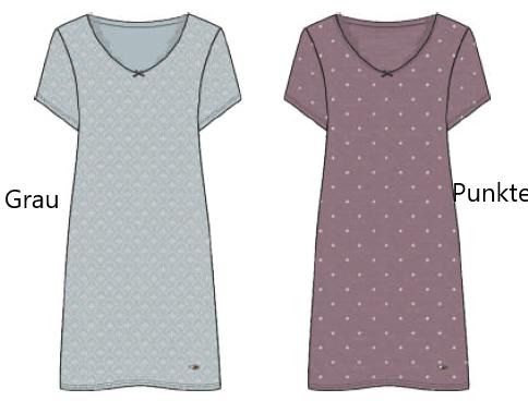 Damen Sleepshirt 762-00