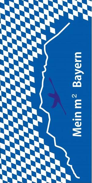 Bayerntuch 70x140cm aus Zwirnfrottier