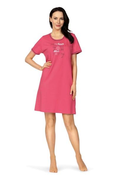 Damen Nachthemd 201206/63 pink