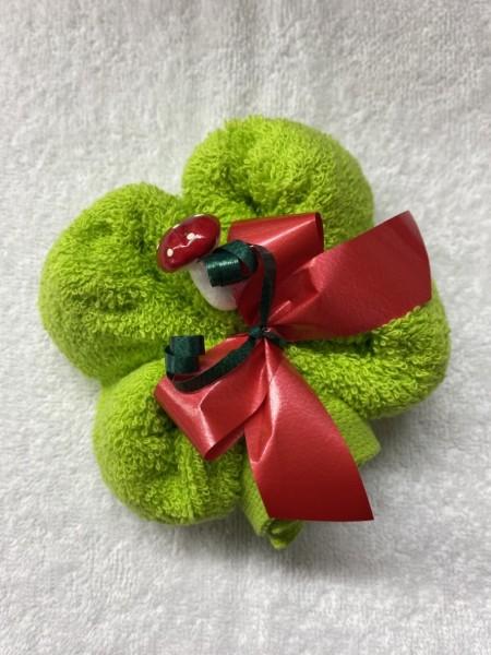 Geschenk kleines Kleeblatt