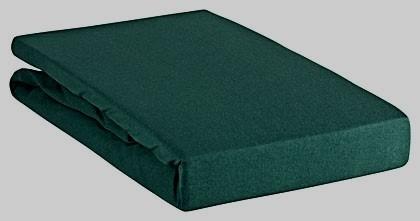 Spannbettlaken Green 200x220cm moos