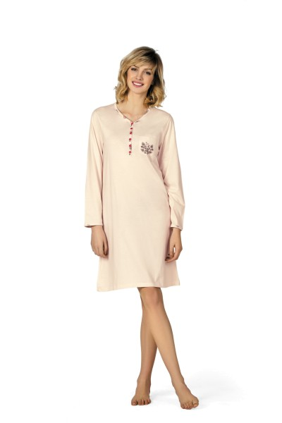 Damen Nachthemd 172224 mint