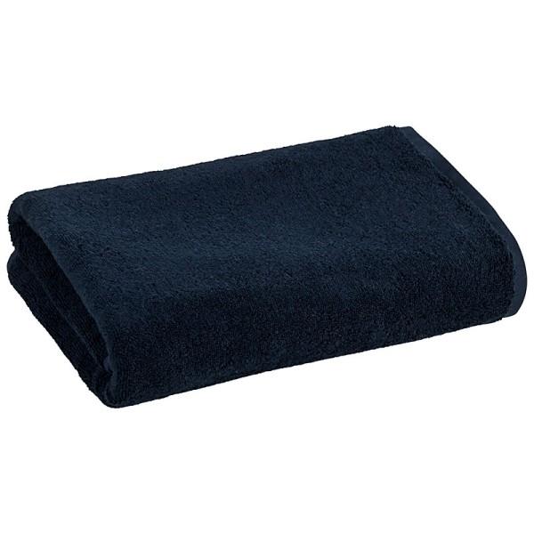 Handtuch First Class - nachtblau 50x100cm