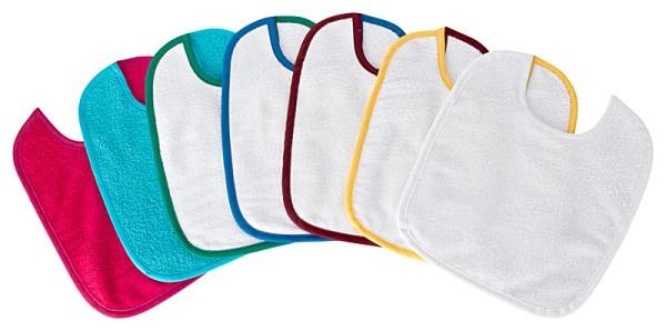 Kinderlätzchen verschiedene Farben