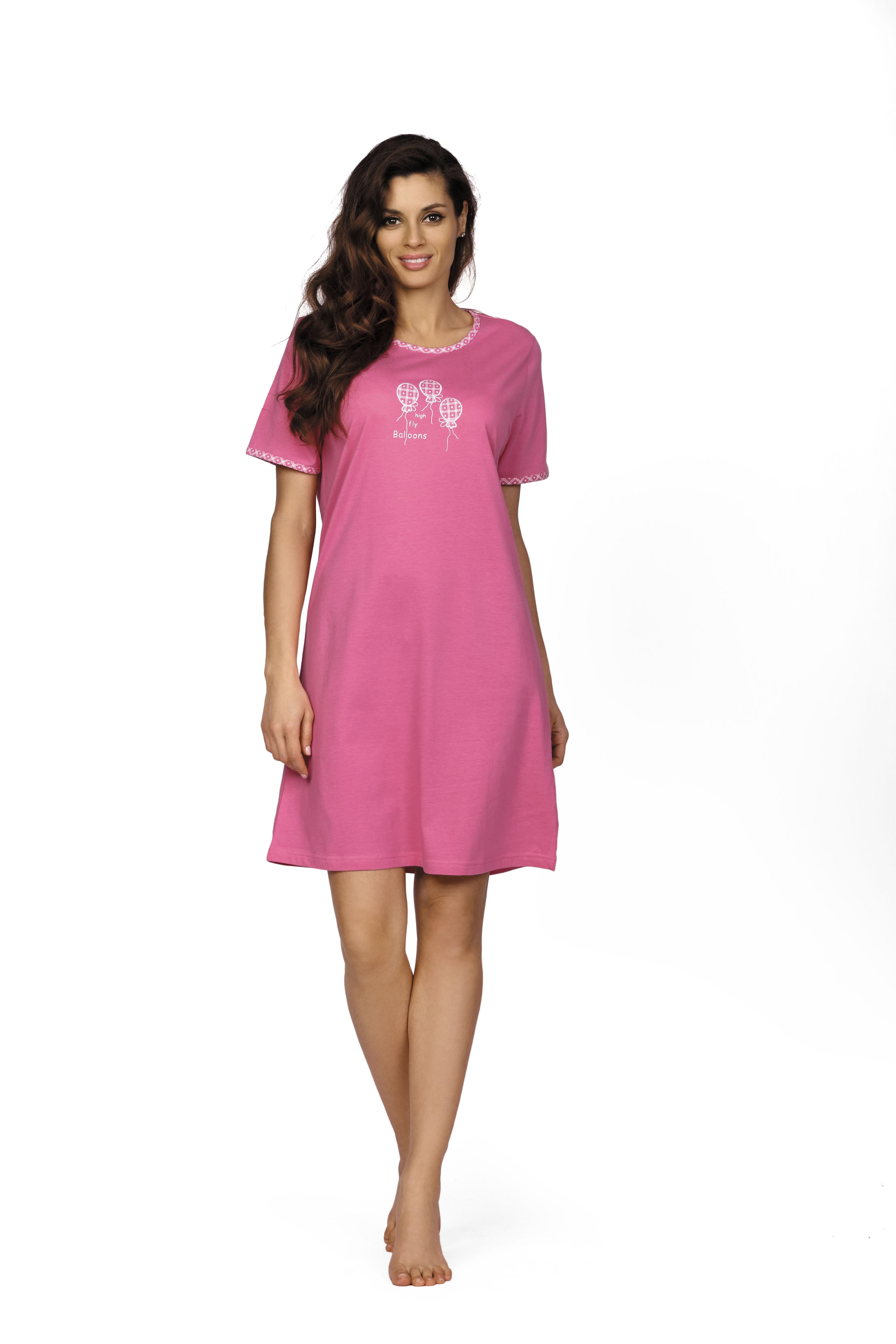 Damen Nachthemd 71217 pink | Frottee Welt
