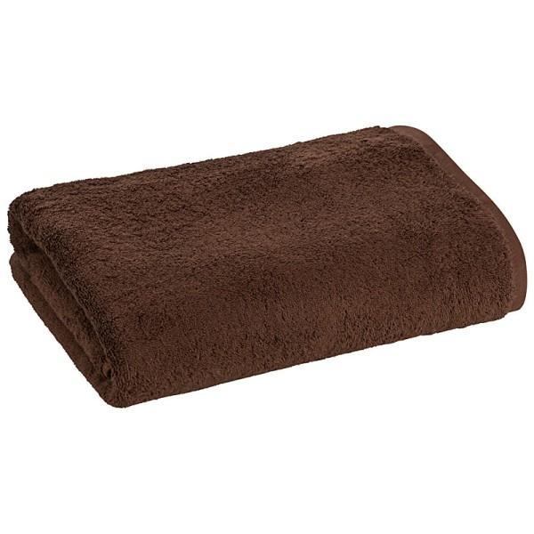 Handtuch Farbe:braun Größe: 50x100cm