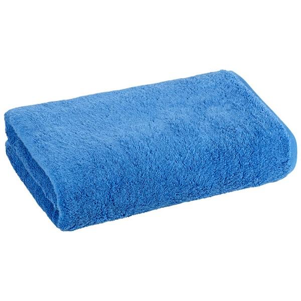 Saunatuch blau 90x190cm