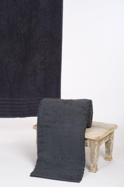 Saunatuch WEWO - grau