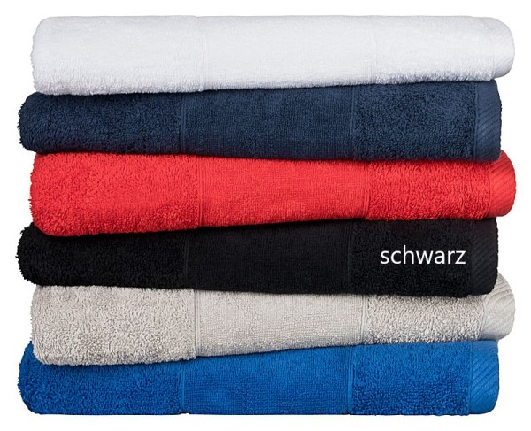 Handtuch Prolin verschiedene Farben