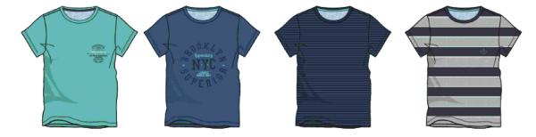 Herren Shirt 644-00