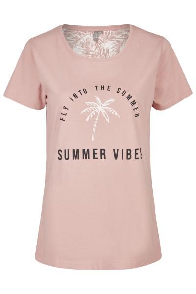Damen Shirt 693-00 rosa
