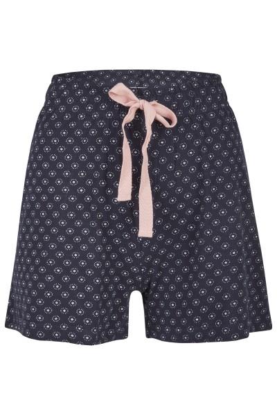 Damen Shorts 692-00 blau