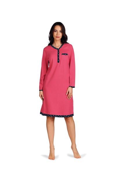 Damen Nachthemd 192236 pink