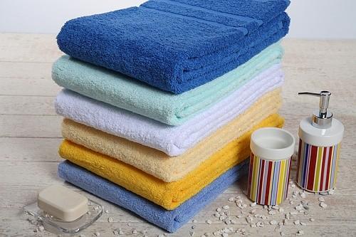 Handtuch LIN Größe:50x100cm Farbe: vanille