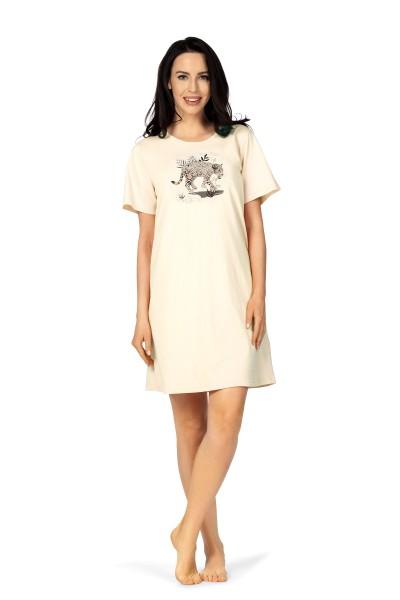 Damen Nachthemd 201203/52 creme