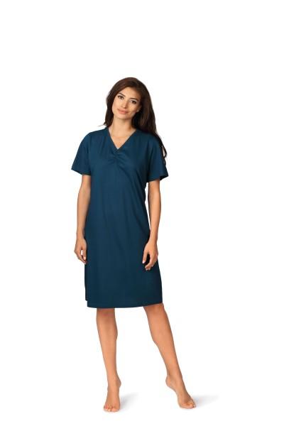 Damen Nachthemd 191203 orange