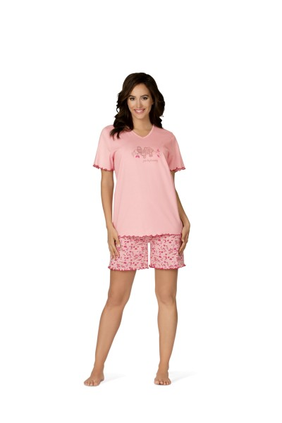 Damen Shorty 181360 rosa