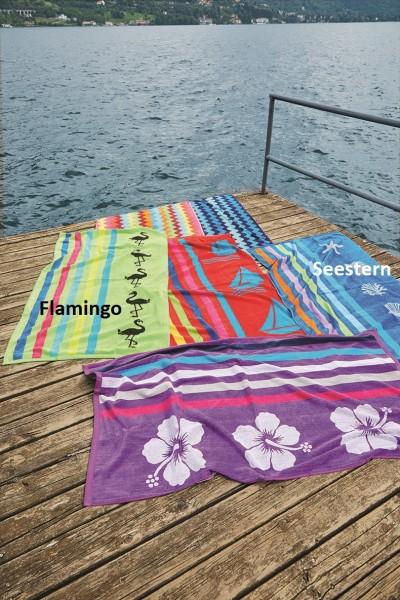 Strandtuch Sporting verschiedene Motive 75x150cm