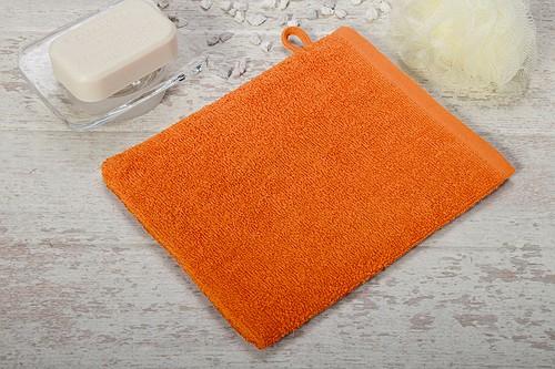 W'handschuh Star orange 17x22cm