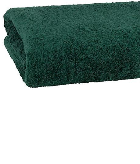 Duschtuch tannengrün 70x140cm