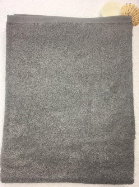 Saunatuch grau 90x190cm