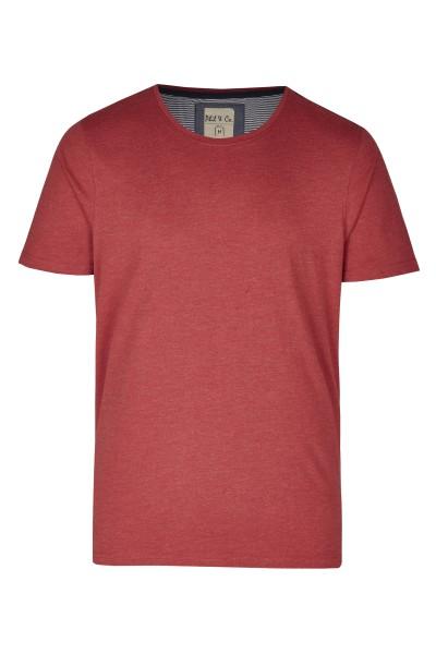 Herren Shirt 640-00 rot