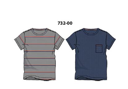 Herren Shirt 732-00