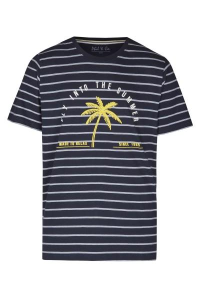 Herren Shirt 642-00 gestreift