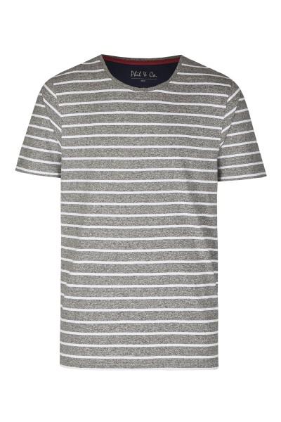 Herren Shirt 640-00 gestreift