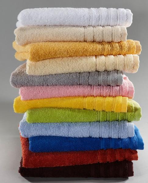 Waschhandschuh 17x22cm in verschiedenen Farben