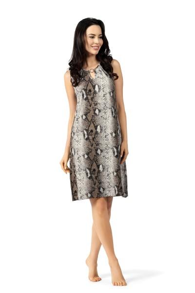 Damen Kleid 201251 gemustert