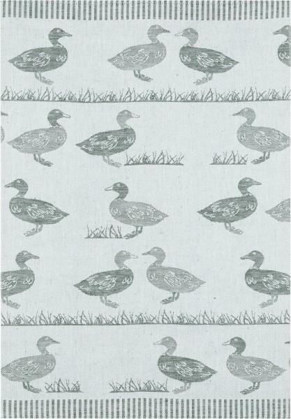 Küchentücher mit Motiv: Enten